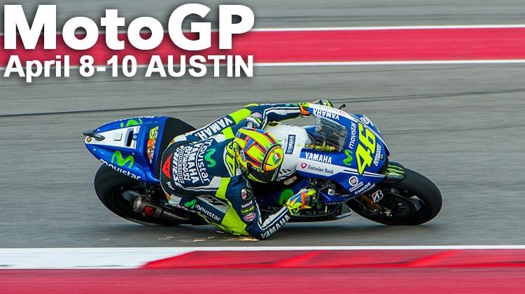 MotoGP Austin, TX